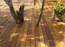woods ipe decking
