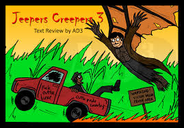100 Truck From Jeepers Creepers 3 2017 Better Off Dead AD3 Film Reviews