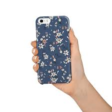 100 Flannel Flower Glass Amazoncom Durable Phone Case For IPhone 7 PlusiPhone 8 Plus