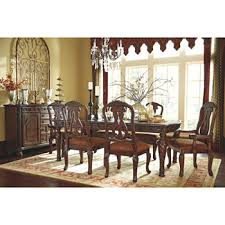 Signature Design By AshleyR North Shore 7 Piece Rectangular Dining