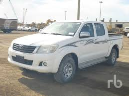 100 Ups Truck For Sale Of TOYOTA HILUX Pickups By Auction Pickup Truck From The