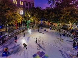 Five fun ice rinks in and around Sacramento