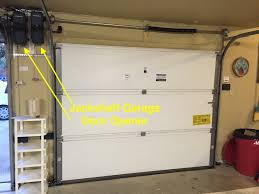 Best Garage Door Not Working Wall Mounted Garage Door Opener