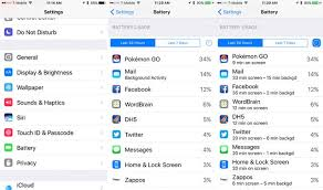what s draining your iphone battery techlicious