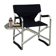 Deluxe Director Chair With Side Table, Black - 156743, RV Outdoor ... Directors Chairs With Folding Side Table Youtube Mings Mark Stylish Camping Brown Full Back Chair Costway Compact Alinum Cup Deluxe Tall Director W And Holder Side Table Cooler Old Man Emu Adventure 4x4 With Black 156743 Rv Outdoor Meerkat Bushtec Heavy Duty Marquee Alinium Home Portable Pnic Set Double Chairumbrellatable Blue Shop Outsunny Steel Camp