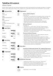 Software Engineer Resume Sample & Writing Guide [20+ Examples] Cover Letter Software Developer Sample Elegant How Is My Resume Rumes Resume Template Free 25 Software Senior Engineer Plusradioinfo Writing Service To Write A Great Intern Samples Velvet Jobs New Best Junior Net Get You Hired Top 8 Junior Engineer Samples Guide 12 Word Pdf 2019 Graduate Cv Eeering Graduating In May Never Hear Back From