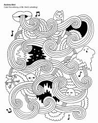 Indie Rock Coloring Book For Adults Pages To Print Out And Color