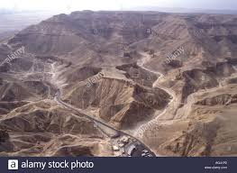 100 In The Valley Of The Kings Aerial View Of The Of The On The West Bank Of The River