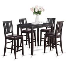 5 Piece Counter Height Dining Room Sets by Samuel 5 Piece Counter Height Dining Set U0026 Reviews Joss U0026 Main