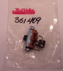 Poulan Weed Eater Electric Blower Switch 530351409 2540 2565 NOS