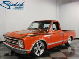 1967 Chevrolet C10 For Sale | ClassicCars.com | CC-1050853 1967 Chevy Silverado Pick Up Truck Painted Fleece Blanket For Sale Trucks For In Iowa 2019 20 Upcoming Cars This C10 Is Smokin Hot Rod Network Chevrolet Berlin Motors 67 Stepside On 26s Hd Youtube Custom Step Side Pickup Moexotica Classic Car Show Cst Package Truckcustom Chevytruck Corvettesclassicshotrod Chevy Pick Up Short Bed Parts Accsories Performance Aftermarket Jegs Your Definitive 196772 Ck Pickup Buyers Guide