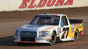 Chase Briscoe Edges Grant Enfinger In Dramatic Last Lap For Win At ...