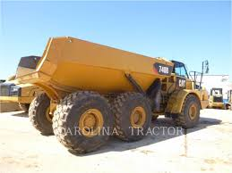 2015 CATERPILLAR 740B Articulated Truck For Sale - Carolina CAT ... Cventional Sleeper Truck Trucks For Sale In North Carolina Mack Dump In Nc Best Resource Ameritruck Llc Flatbed For At Public Auction Concord Nc 22714 Featured Ford Suvs New Near Charlotte Work Big Rigs 2018 Nissan Nv1500 Cargo Cars And Used 2011 Freightliner Scadia Sleeper For Sale In 15552 Preowned Toyota Fj Cruiser Qpkb5304 Used Car Specials Town Country 1969 Chevrolet Ck Sale