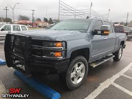 Used 2016 Chevy Silverado 2500HD LTZ 4X4 Truck For Sale In Ada OK ...