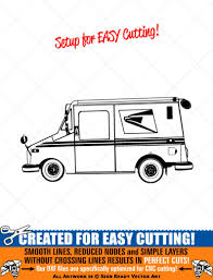 100 Who Makes Mail Trucks US Postal Delivery Truck ClipartVector Clip Art Etsy
