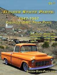100 Chevy Truck Parts Catalog Free 19471987 GMC