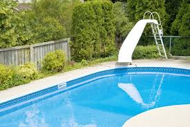 Fair Cool Swimming Pools With Slides Kitchen Modern In 10 Bigstock Pool A Water Slide 70025321 Ideas