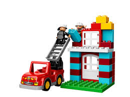 LEGO Duplo 10593 - Fire Station | Mattonito Lego Duplo 5682 Fire Truck From Conradcom Amazoncom Duplo Ville 4977 Toys Games City Town Fireman 2007 Sounds Lights Lego Station Funtoys 10592 Ugniagesi 6168 Bricks Figurines On Carousell Finnegans Gifts Baby Pinterest Trucks Year 2015 Series Set Fire Truck With Moving 10593 5000 Hamleys For And 4664