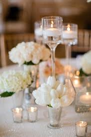 Pretty Wedding Candle decoration