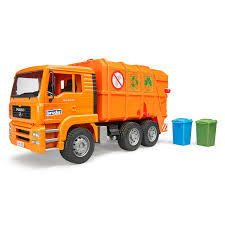 Bruder 1/16 MAN TGA Garbage Truck - Rear Loading Orange At Hobby ... Bruder 02765 Cstruction Man Tga Tip Up Truck Toy Garbage Stop Motion Cartoon For Kids Video Mack Dump Wsnow Plow Minds Alive Toys Crafts Books Craigslist Or Ford F450 For Sale Together With Hino 195 Trucks Videos Of Bruder Tgs Rearloading Greenyellow 03764 Rearloading 03762 Granite With Snow Blade 02825 Rear Loading Green Morrisey Australia Ruby Red Tank At Mighty Ape Man Toyworld