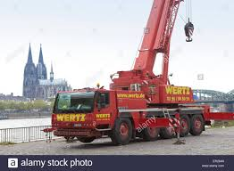 100 Truck Mounted Cranes Crane Stock Photos Crane Stock Images