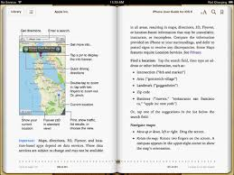 The iPhone 5 user guide now in iBookstore