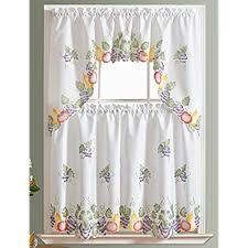 Amazon Prime Kitchen Curtains by Fruit Kitchen Curtains Amazon Com