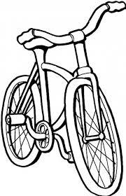 Cartoon Pictures Of Bikes
