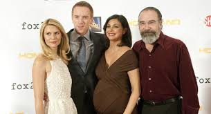 Homeland stars dazzled by high level fans POLITICO