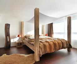 50 coole ideen für himmelbetten aus holz im schlafzimmer
