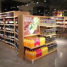 Wine Display Cases And Store Fixtures