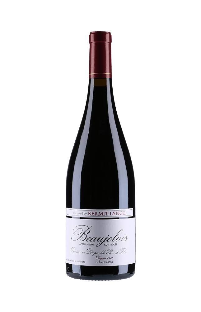 Dupeuble Pere Et Fils Beaujolais (Vintage Varies) - 750 ml bottle