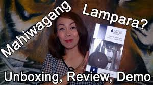 Lampe Berger Instructions For Use by Unboxing Lampeberger Demo And Review Cykaniki Youtube