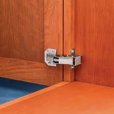 Installing Non Mortise Cabinet Hinges by Surface Mount Face Frame Hinge Rockler Woodworking And Hardware