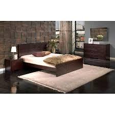 chambre wengé chambre adulte contemporaine wenge harrow meubles elmo