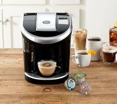 Qvc Keurig Coffee Maker Elegant Vue V700 W 56 Packs Water