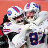 Who is Jake Kumerow? Wide receiver's first catch with Buffalo Bills ...