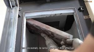comment démonter le déflecteur de appareil de chauffage au
