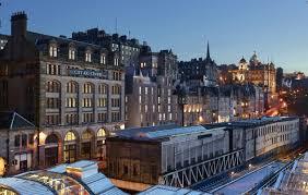 100 Edinburgh Architecture 15m Hotel To Plug Prominent Gap Site December