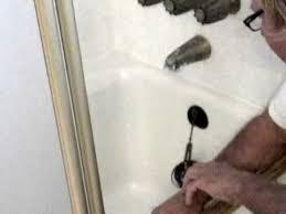 Bathtub Overflow Plate Gasket by Bathtub Overflow Casket Installation Www Veteranshandyman Com 310