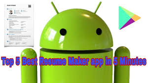 Top 5 Best Resume Maker Apps In 5 Minutes Free Resume Builder Professional Cv Maker For Android Examples Online Why Should I Use A Advantages Disadvantages Best Create Perfect Now In 2019 Novorsum Ebook Descgar App Com Generate Few Minutes 10 Building Apps Last Updated November 14 Get Started