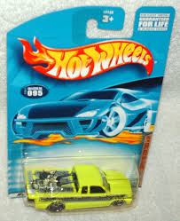 100 Pro Stock Truck 2001 Skin Deep Series Chevy Flouryellow