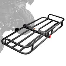 Black Widow Steel ATV Hitch Cargo Basket - 150 Lbs. Capacity ... Off Road Classifieds Trailers Trophy Truck Atv Multi Car And Ford Tests Strength Of 2017 Super Duty Alinum Bed With Accsories Adv Rack System Wiloffroadcom Truckboss Decks Whatever You Ride We Carry Superb Atv Storage 4 2 Quads On Cheap Find Deals On Line At Alibacom Roof Racks Near Me Are Cap Double Carrier Loading Ramps For Pickup Trucks With 6 Or Black Widow 2000 Lbs Capacity