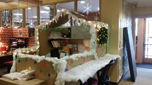 Funny Christmas Cubicle Decorating Ideas by Magnificent 20 Office Cubicle Decorating Contest Inspiration