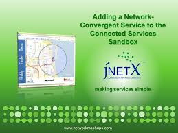 1 Workmashups Making Services Simple Adding A Network Convergent Service To The Connected Sandbox