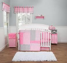 Amazon Trend Lab Lily Crib Bedding Set Baby