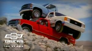 Chevy Trucks: Celebrating A Century Of Dependability | Chevrolet ...