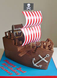 The 25 best Pirate cakes ideas on Pinterest