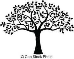 Blank Family Tree Clip Art