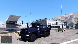 100 Ton Truck M35A2 6x6 2 12 Philippine Air Force Texture GTA5Modscom